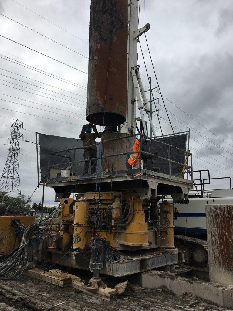 16020 Swrt Pile Splice 3 Construction Drilling