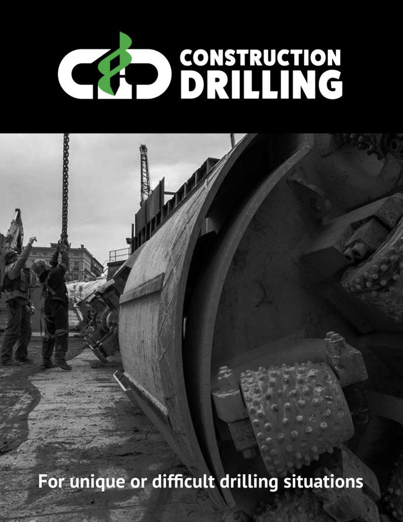 Construction Drilling presentation